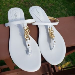 COCHNI Italy Sandals Size 8.5 NWOT